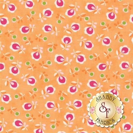 Sew & Sew 33185-12 Orange Fizz by Chloe's Closet for Moda Fabrics