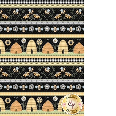 Sew Bee It 6640-94 by Shelly Comiskey for Henry Glass Fabrics
