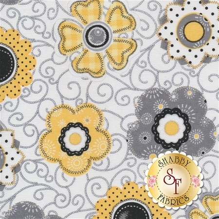 Sew Bee It 6642-94 by Shelly Comiskey for Henry Glass Fabrics