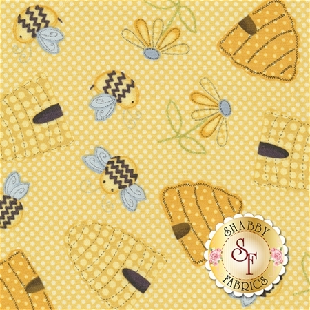 Sew Bee It 6648-44 by Shelly Comiskey for Henry Glass Fabrics