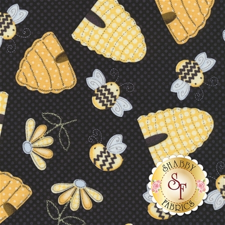 Sew Bee It 6648-99 by Shelly Comiskey for Henry Glass Fabrics