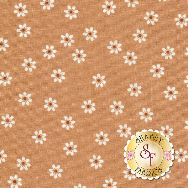 Sew Cherry 2 C5803-NUTMEG Daisy Nutmeg by Lori Holt for Riley Blake Designs