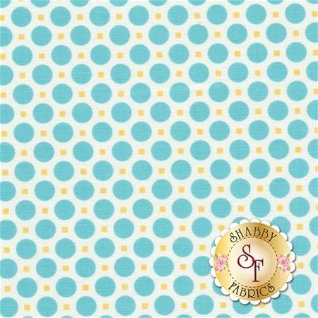 Sew Cherry 2 C5805-AQUA by Lori Holt for Riley Blake Designs