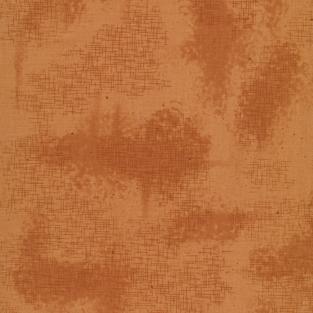 A basic brown fabric with crosshatching and mottling | Shabby Fabrics