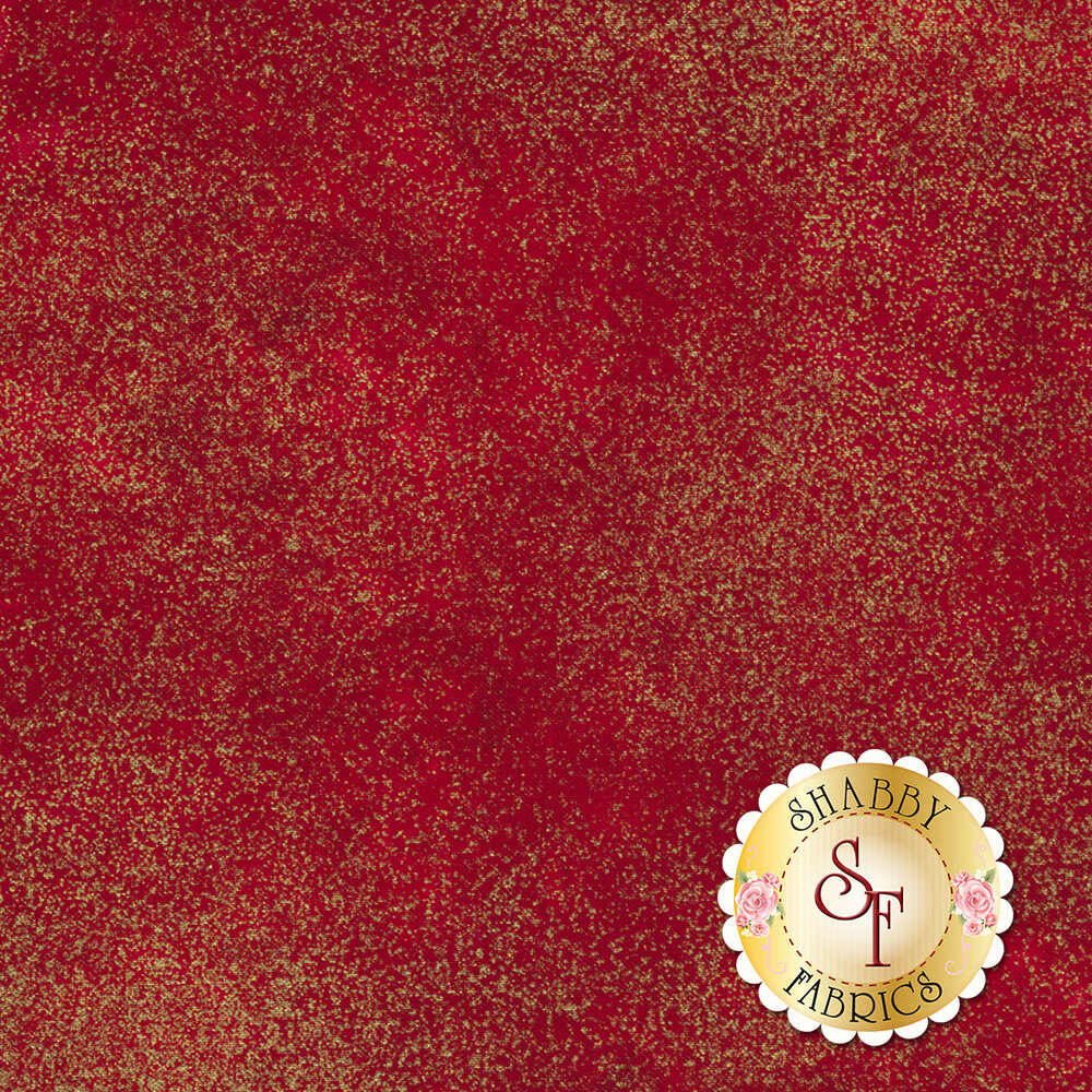 Shimmer Red by Timeless Treasures Fabrics