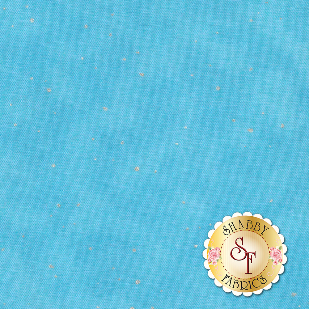 Shiny Objects Sweet Somethings 2792-17 Blue Skies by Flaurie & Finch for RJR Fabrics