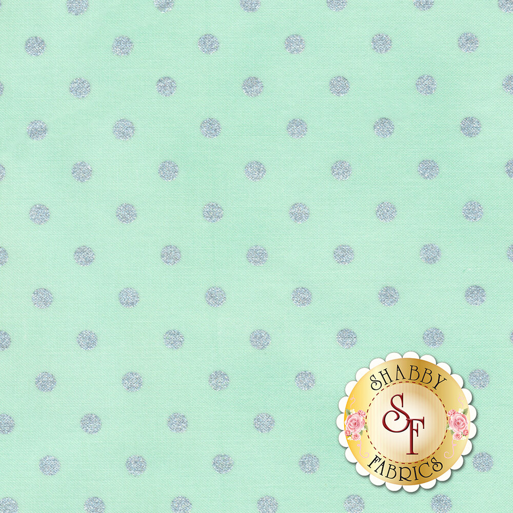 Shiny Objects Sweet Somethings 3164-11 Spot On Julep by Flaurie & Finch for RJR Fabrics