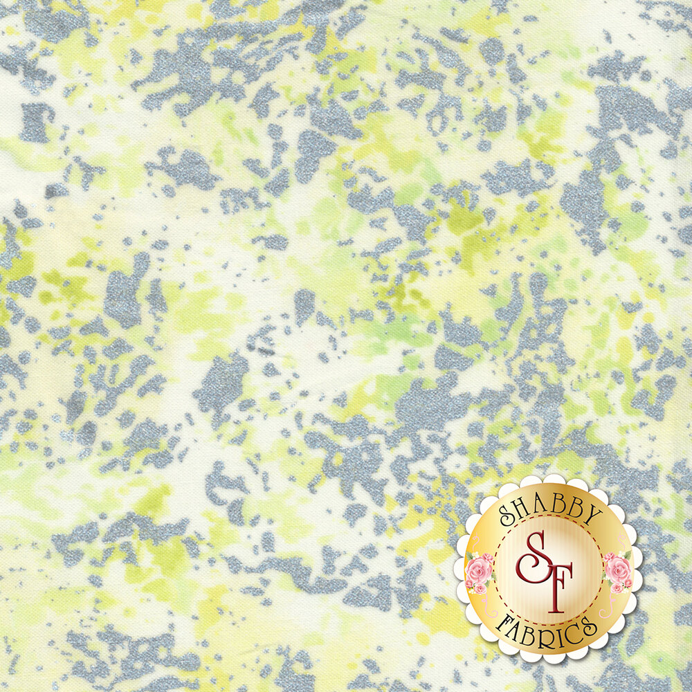 Shiny Objects Sweet Somethings 3536-2 Rock Candy Citrine by Flaurie & Finch for RJR Fabrics
