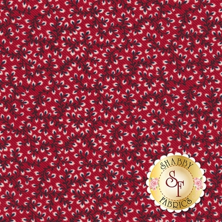 Signature Patriot Collection 26612-RED1 by P&B Textiles