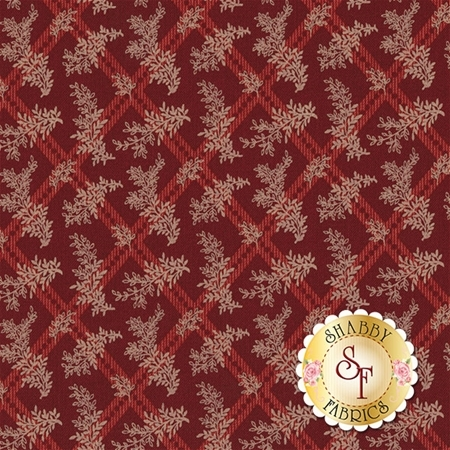 Signature Patriot Collection 26614-RED1 by Sara Morgan for P&B Textiles