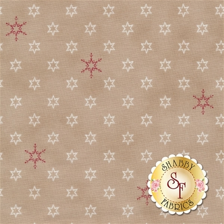Silent Christmas 4496-303 by STOF for Blank Quilting Fabrics
