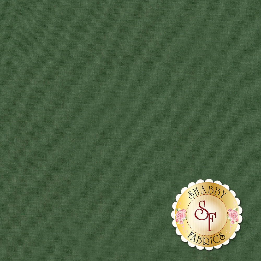 Silky Cotton Solids EESSCS-125 Ivy by Elite | Shabby Fabrics