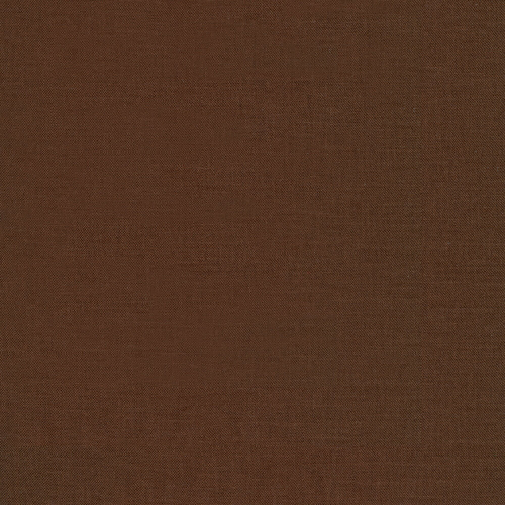 Silky Cotton Solids EESSCS-134 Espresso by Elite | Shabby Fabrics