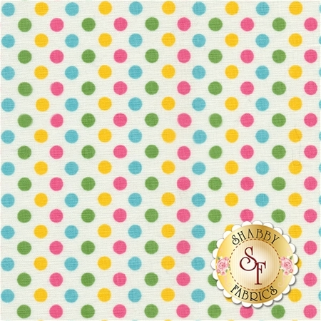 Small Dots C350-03 By Riley Blake Designs