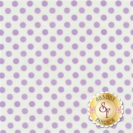 Cotton Dots C480-120 By Riley Blake Designs