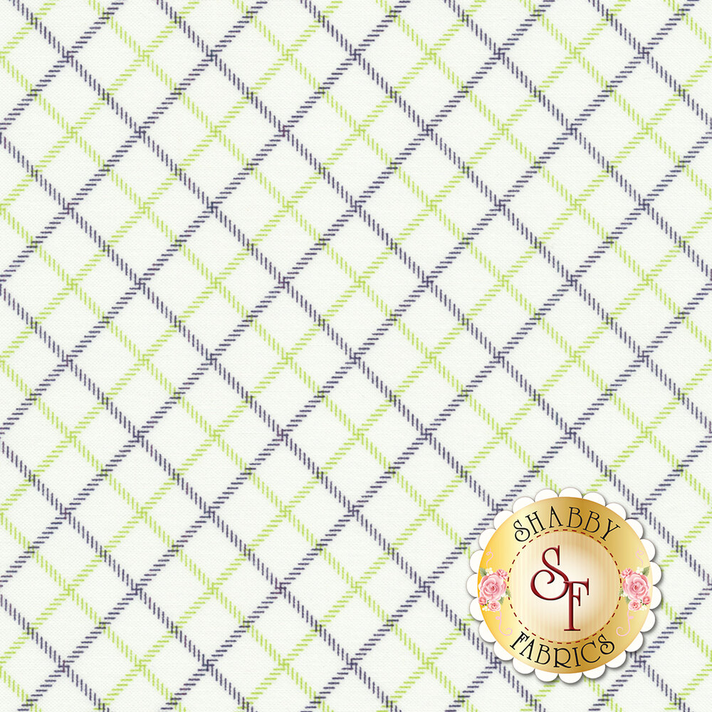 Smitten 55175-27 Bias Plaid by Bonnie & Camille