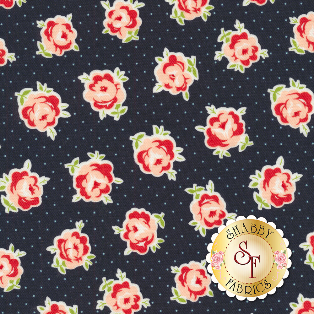 Smitten 55177-15 Lovely Navy by Bonnie & Camille