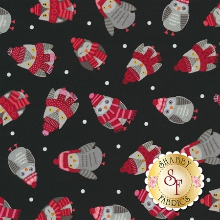 Snow Delightful 3856-99 by Natalie Alex for Studio E Fabrics