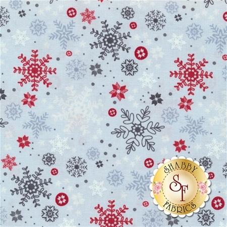 Snow Delightful 3858-90 by Natalie Alex for Studio E Fabrics