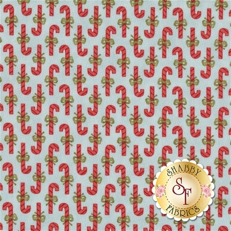 Snowfall 14830-14 by Minick and Simpson for Moda Fabrics