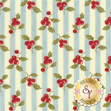 Snowfall 14831-14 Ice by Minick and Simpson for Moda Fabrics