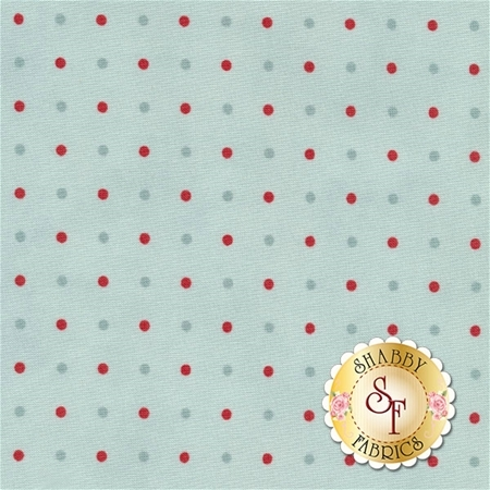 Snowfall 14832-14 Ice Poinsettia by Minick and Simpson for Moda Fabrics