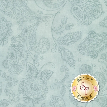 Snowfall 14833-24 Ice by Minick and Simpson for Moda Fabrics
