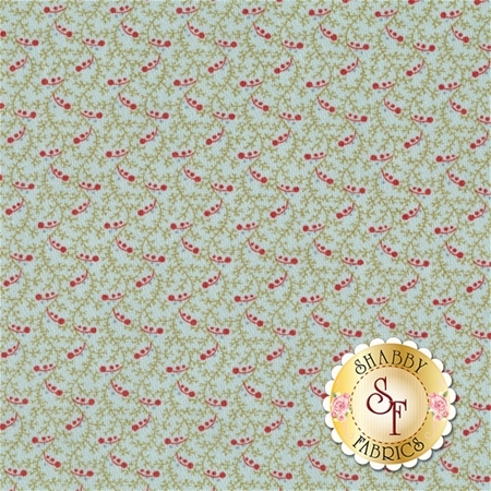 Snowfall 14836-14 Ice by Minick and Simpson for Moda Fabrics