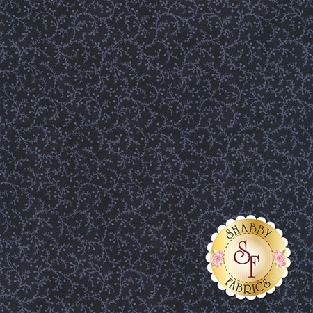 Snowman Gatherings III 1211-18 Navy by Primitive Gatherings for Moda Fabrics
