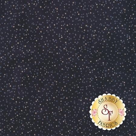Snowman Gatherings III 1213-16 Navy by Primitive Gatherings for Moda Fabrics