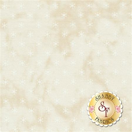 Snowman Gatherings III 1216-11 Tallow Snow by Primitive Gatherings for Moda Fabrics