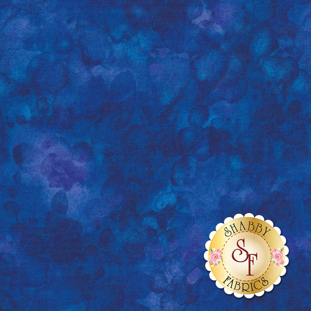 Solid-Ish Basics C6100-Royal by Timeless Treasures Fabrics