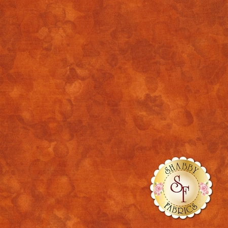 Solid-Ish Basics C6100-Rust by Timeless Treasures Fabrics