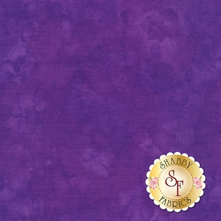 Solid-Ish Basics C6100-Violet by Timeless Treasures Fabrics