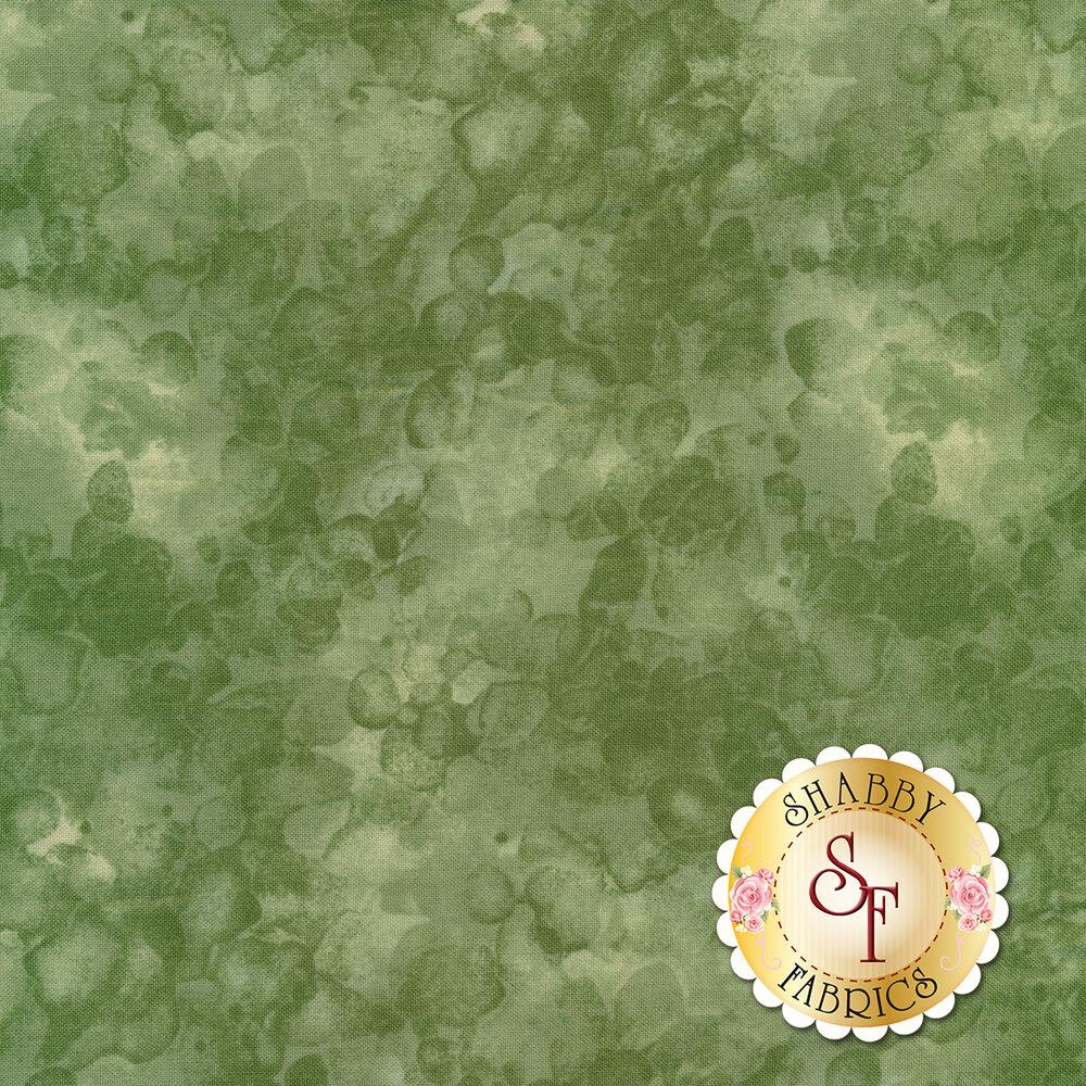 Tonal green fabric | Shabby Fabrics