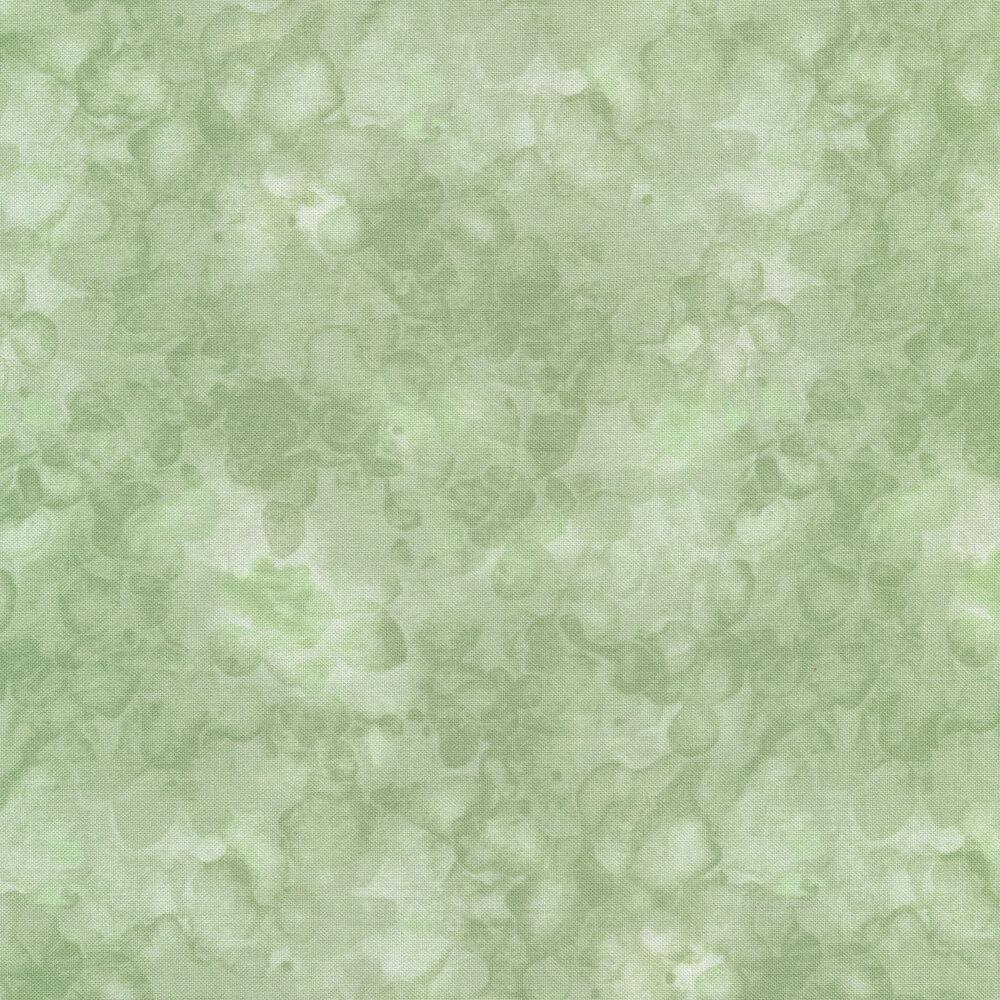 Tonal sage green fabric   Shabby Fabrics
