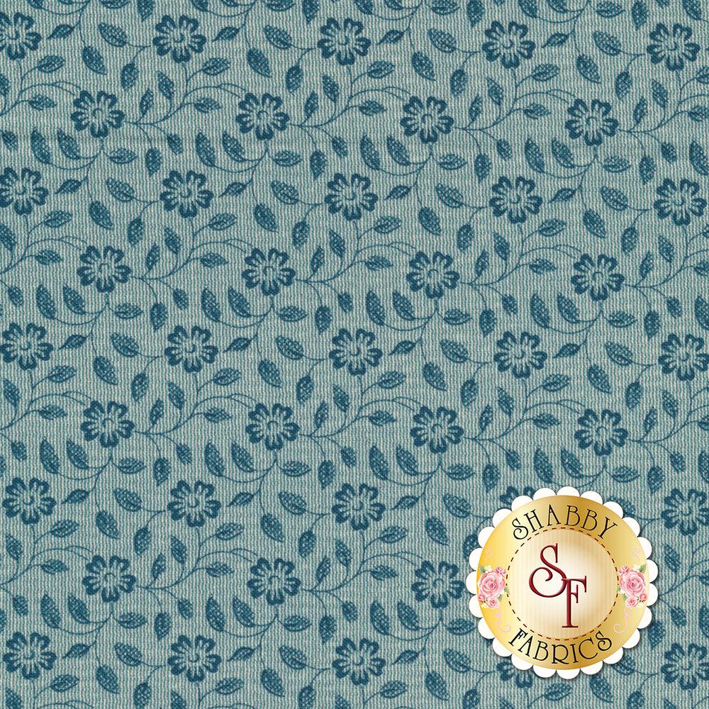 Something Blue 8830-B by Edyta Sitar from Andover Fabrics