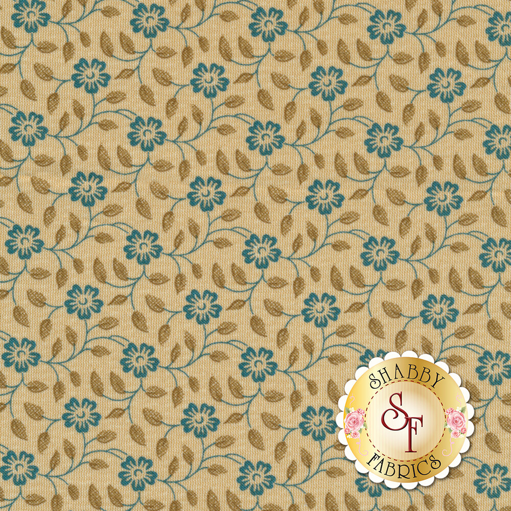Something Blue 8830-N by Edyta Sitar from Andover Fabrics