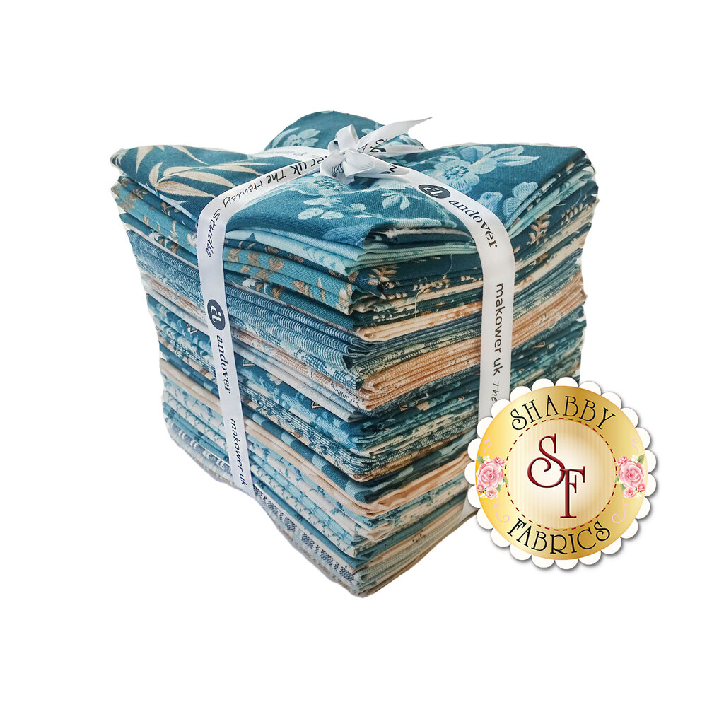 Something Blue  32 FQ Set by Edyta Sitar for Andover Fabrics