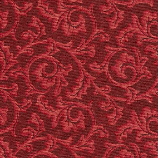 Songbird Christmas 8137-R by Maywood Studio Fabrics REM B