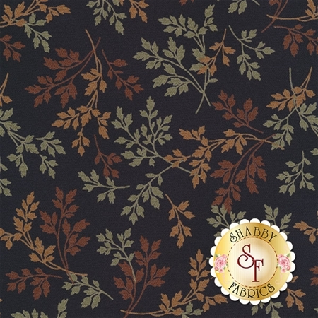 Southern Exposure 42251-18 Navy by Laundry Basket Quilts for Moda Fabrics