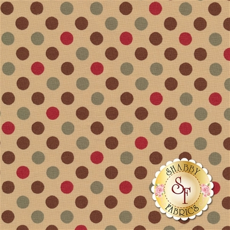 Southern Exposure 42252-12 Tea by Laundry Basket Quilts for Moda Fabrics