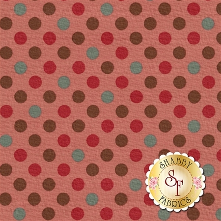 Southern Exposure 42252-14 Rose by Laundry Basket Quilts for Moda Fabrics