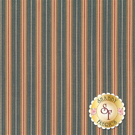 Southern Exposure 42253-17 Dusty Blue by Laundry Basket Quilts for Moda Fabrics