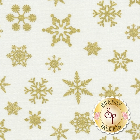 Sparkle Cotton SC566-GOLD by Riley Blake Designs