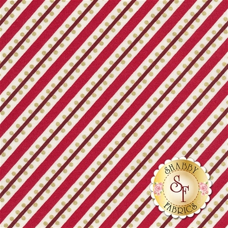 Sparkle 42379M-1 Red by Whistler Studios for Windham Fabrics