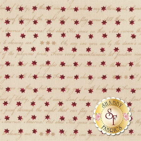 Spirit Of America 8866-44 by Stacy West for Henry Glass Fabrics