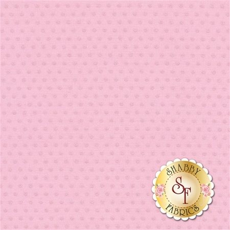 Spot On Pearl EZCP-12873-123 BABY PINK  by Robert Kaufman Fabrics