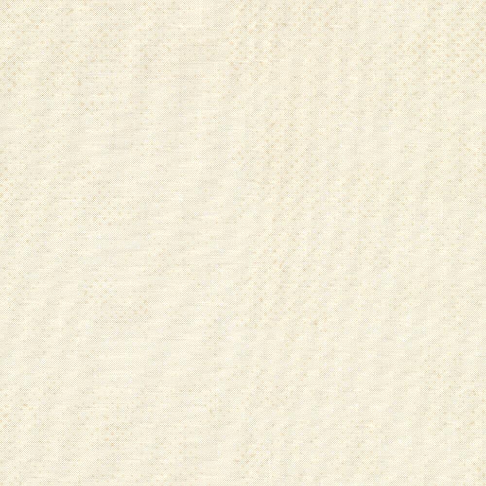 Cream fabric with tonal spots and texture | Shabby Fabrics