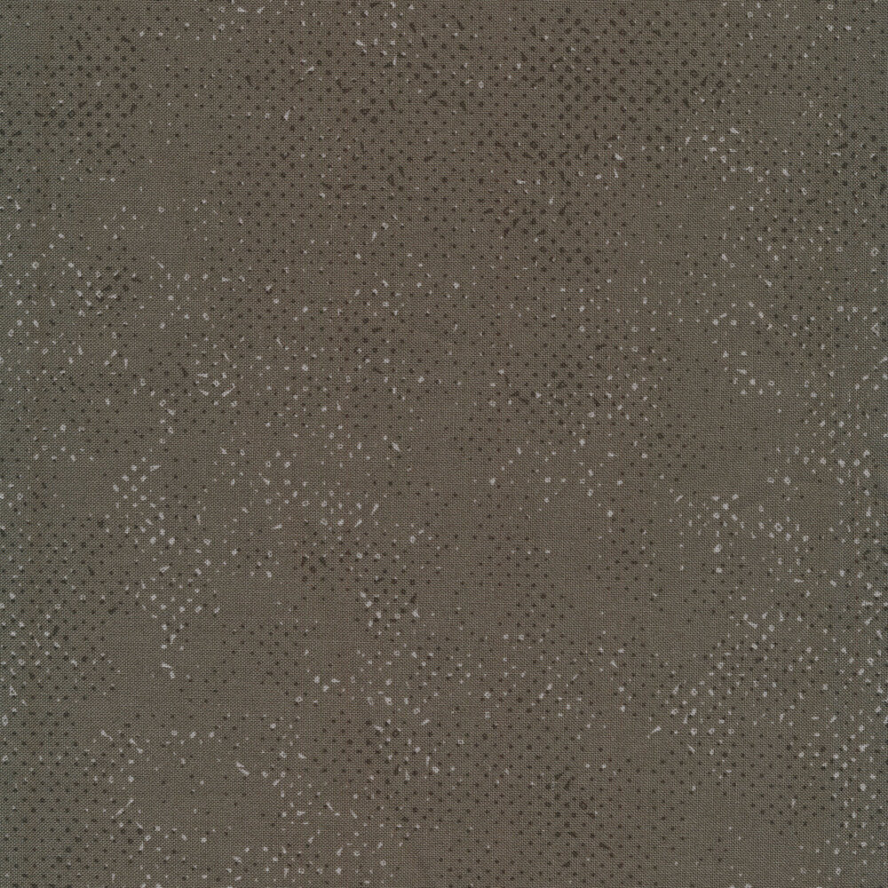 Slate grey fabric with tonal spots and texture | Shabby Fabrics